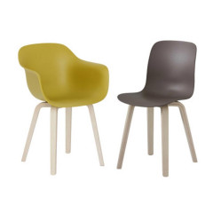 Magis Substance Chair Wood