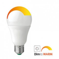 Gloeilamp E27 LED Dim to Warm